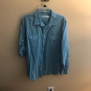 Calvin Klein Button Down Shirt
